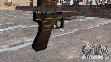 Самозарядный пистолет Glock 17 для GTA 4 второй скриншот