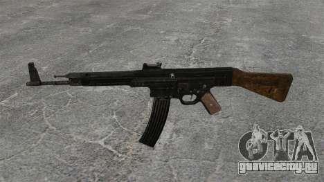 Автомат МР-44 для GTA 4 третий скриншот