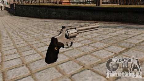 Револьвер Colt Anaconda для GTA 4 второй скриншот