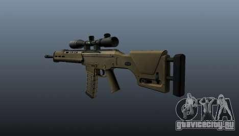 Автоматическая винтовка Magpul Masada для GTA 4 второй скриншот