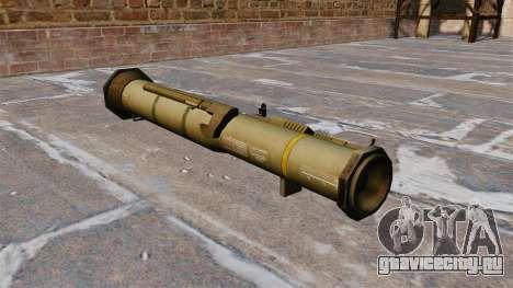 Противотанковый гранатомёт AT4 для GTA 4