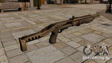 Ружьё Franchi SPAS-12 для GTA 4 второй скриншот