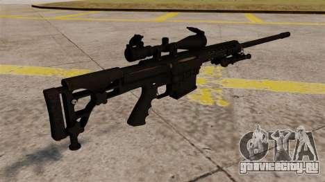 Снайперская винтовка Barrett M98B для GTA 4