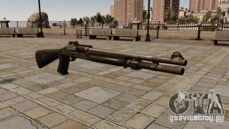 Дробовик M1014 для GTA 4