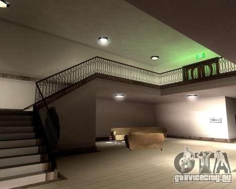 Улучшенные текстуры отеля Джефферсон для GTA San Andreas второй скриншот