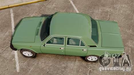ГАЗ-31029 для GTA 4 вид справа