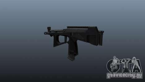 Пистолет-пулемёт ПП-2000 v2 для GTA 4 второй скриншот