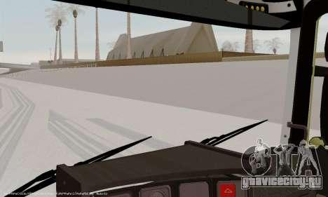 Активная приборная панель v 3.2 Full для GTA San Andreas пятый скриншот