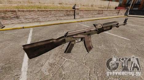 Автомат AK-47 v4 для GTA 4 второй скриншот