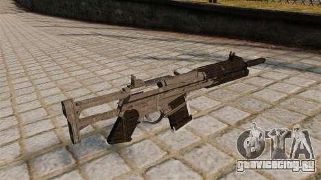 Штурмовая винтовка Scarab для GTA 4 второй скриншот