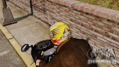 Коллекция шлемов Arai v1 для GTA 4 второй скриншот