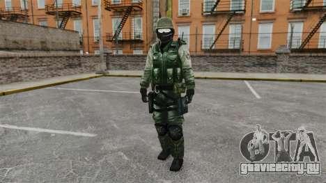Американский спецназовец Urban для GTA 4