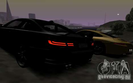 ENBSeries v3 для GTA San Andreas девятый скриншот