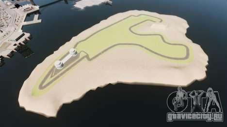 Трасса Spa-Francorchamps Mini для GTA 4