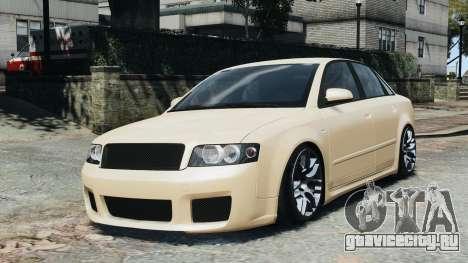 Audi S4 2004 для GTA 4