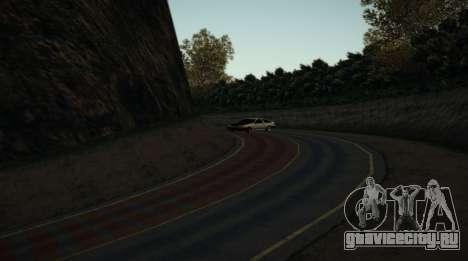 Mappack v1.3 by Naka для GTA San Andreas третий скриншот
