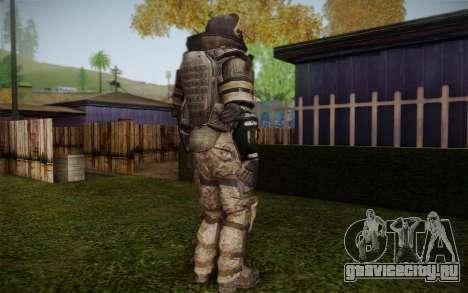 COD MW3 Heavy Commando для GTA San Andreas пятый скриншот