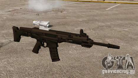 Автомат Remington ACR Acog для GTA 4