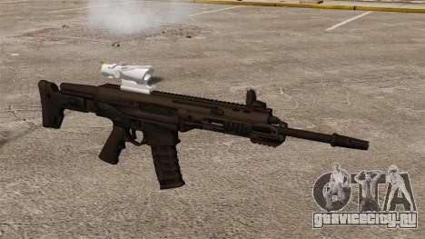 Автомат Remington ACR Acog для GTA 4