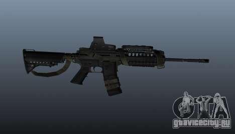 Автомат M4 SIRS Sopmod для GTA 4 третий скриншот