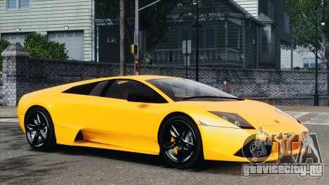 Lamborghini Murcielago LP640 2007 [EPM] для GTA 4 салон