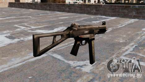 Пистолет-пулемёт HK UMP для GTA 4 второй скриншот