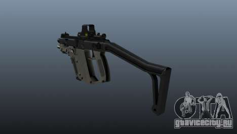 Пистолет-пулемёт Kriss Super V для GTA 4 второй скриншот