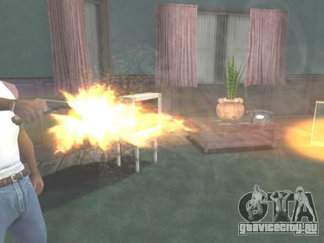 Ruger .22 для GTA San Andreas шестой скриншот