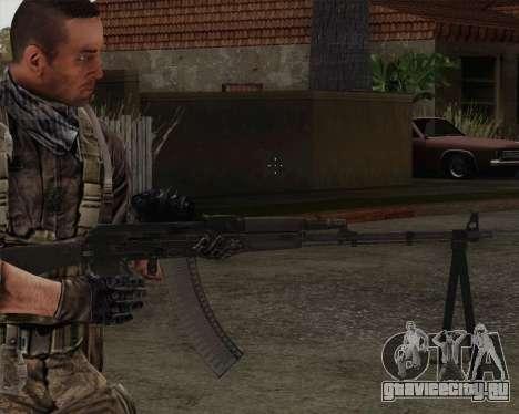 РПК-74М для GTA San Andreas третий скриншот