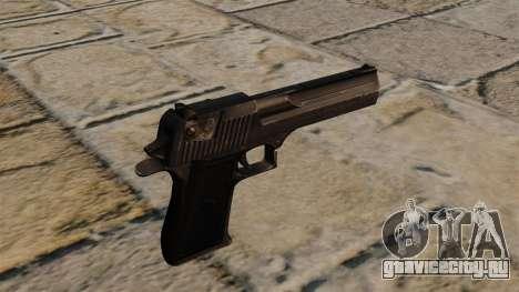 Пистолет Desert Eagle S.T.A.L.K.E.R. для GTA 4 второй скриншот
