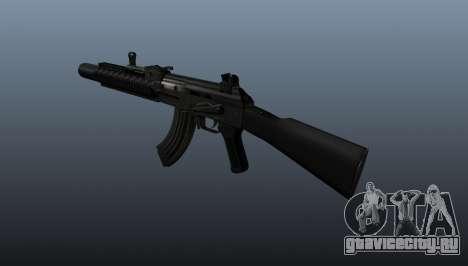 Автомат AK-47 SD для GTA 4 второй скриншот