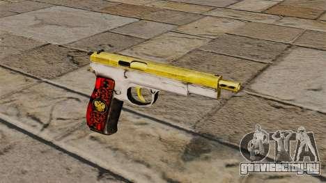 Новый пистолет CZ75 для GTA 4