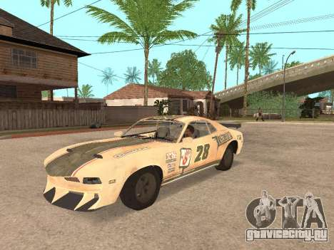 AMC Javelin AMX для GTA San Andreas