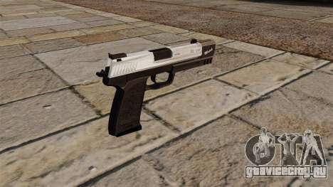 Пистолет HK USP Match для GTA 4 второй скриншот