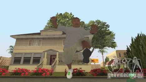 Trevor, Michael, Franklin для GTA San Andreas десятый скриншот