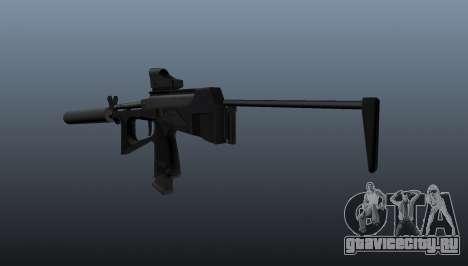Пистолет-пулемёт ПП-2000 v1 для GTA 4 второй скриншот