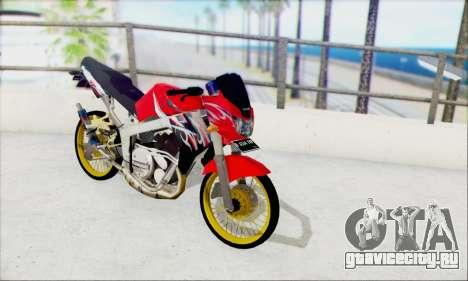 Kawasaki 150L Ninja Series для GTA San Andreas