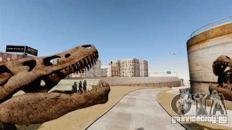 Bohan-Dukes Off Road Track для GTA 4