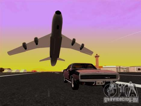 SA_RaptorX v 2.0 для слабых ПК для GTA San Andreas девятый скриншот