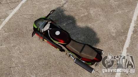 GTA IV TLAD Hakuchou для GTA 4 вид сзади слева