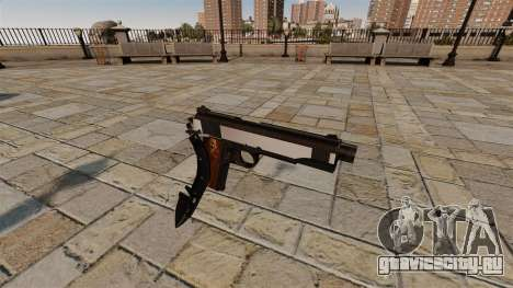 Пистолет Colt 1911 Knife для GTA 4