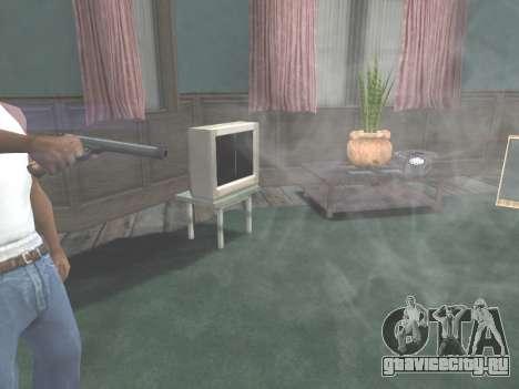 Ruger .22 для GTA San Andreas пятый скриншот