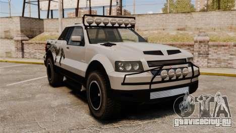 Vapid Contender T-Rex SDT v3.0 для GTA 4