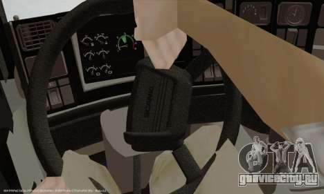 Активная приборная панель v 3.2 Full для GTA San Andreas четвёртый скриншот