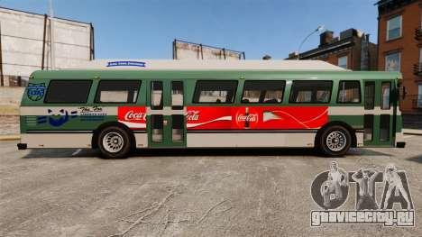 Реальная реклама на такси и автобусах для GTA 4 третий скриншот