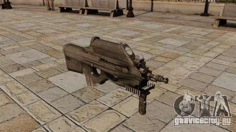 Автомат FN F2000 для GTA 4