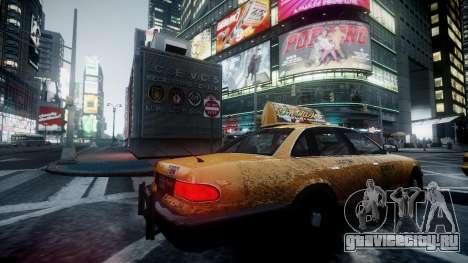 Ultimate Graphics для GTA 4 второй скриншот