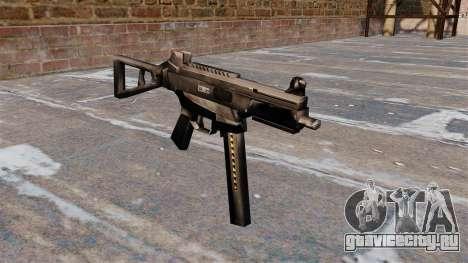 Пистолет-пулемёт HK UMP для GTA 4