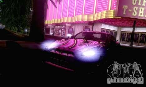 SA_PGAD ENBSeries by ArturIce v1.0 для GTA San Andreas второй скриншот