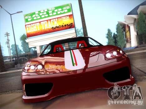 Ferrari 360 Challenge Stradale для GTA San Andreas